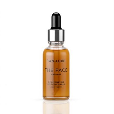 Tan Luxe Face AntiAge LightMed 30ml
